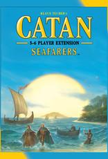 Catan Studio Catan: Seafarers: 5-6 Player Expansion