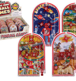 Schylling Assorted Mini Pin Ball Game