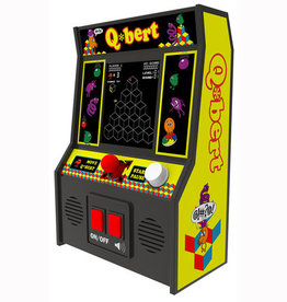 Schylling Q'Bert Mini Arcade Game