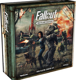 Modiphius Entertainment Fallout Wasteland Warfare