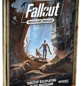 Modiphius Entertainment Fallout: Wasteland Warfare RPG