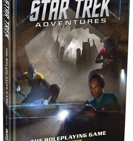 Modiphius Entertainment Star Trek Adventures RPG: Core Rulebook