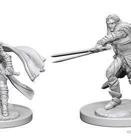 Wiz-Kids D&D Minis: Male Elf Ranger