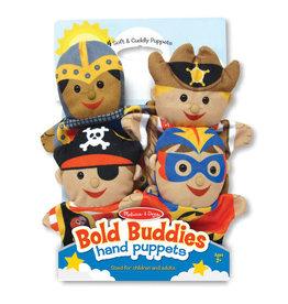 Melissa & Doug Bold Buddies Puppets