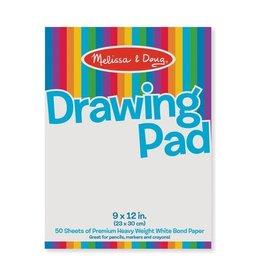 """Melissa & Doug Drawing Pad - (9""""x12"""")"""