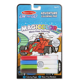 Melissa & Doug Magicolor - On the Go - Games & Adventure Coloring Pad