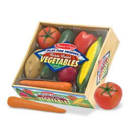 Melissa & Doug Play-Time Produce Farm Fresh Vegetables