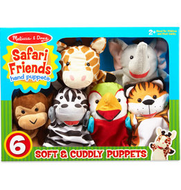 Melissa & Doug Safari Buddies Puppet