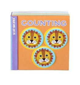 Melissa & Doug Soft Shapes Book - Counting