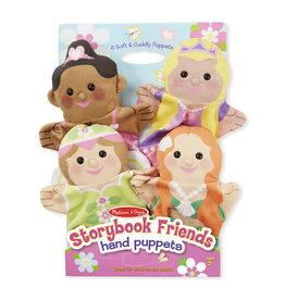 Melissa & Doug Storybook Friends Puppets