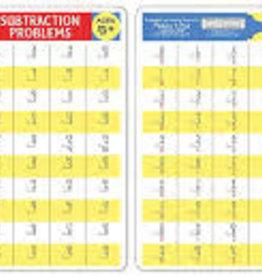 Melissa & Doug Subtraction Learning Mat