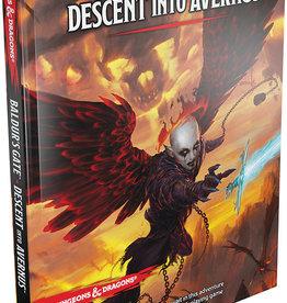 Wizards of the Coast D&D 5e: Descent into Avernus