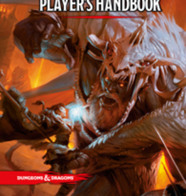 Wizards of the Coast D&D 5e: Player's Handbook