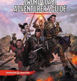 Wizards of the Coast D&D 5e: Sword Coast Adventurer's Guide