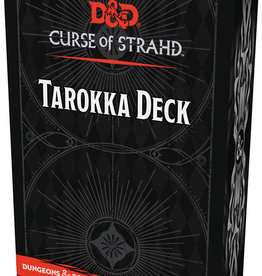 GaleForce 9 D&D 5e: Tarokka Deck