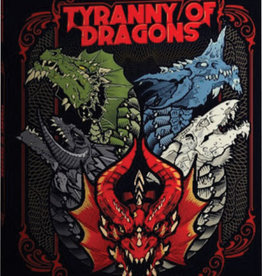 Wizards of the Coast D&D 5e: Tyranny of Dragons