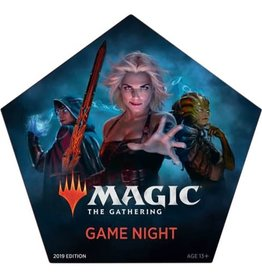 Wizards of the Coast Magic the Gathering: Game Night 2019