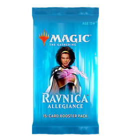 Wizards of the Coast Magic the Gathering: Ravnica Allegiance Booster