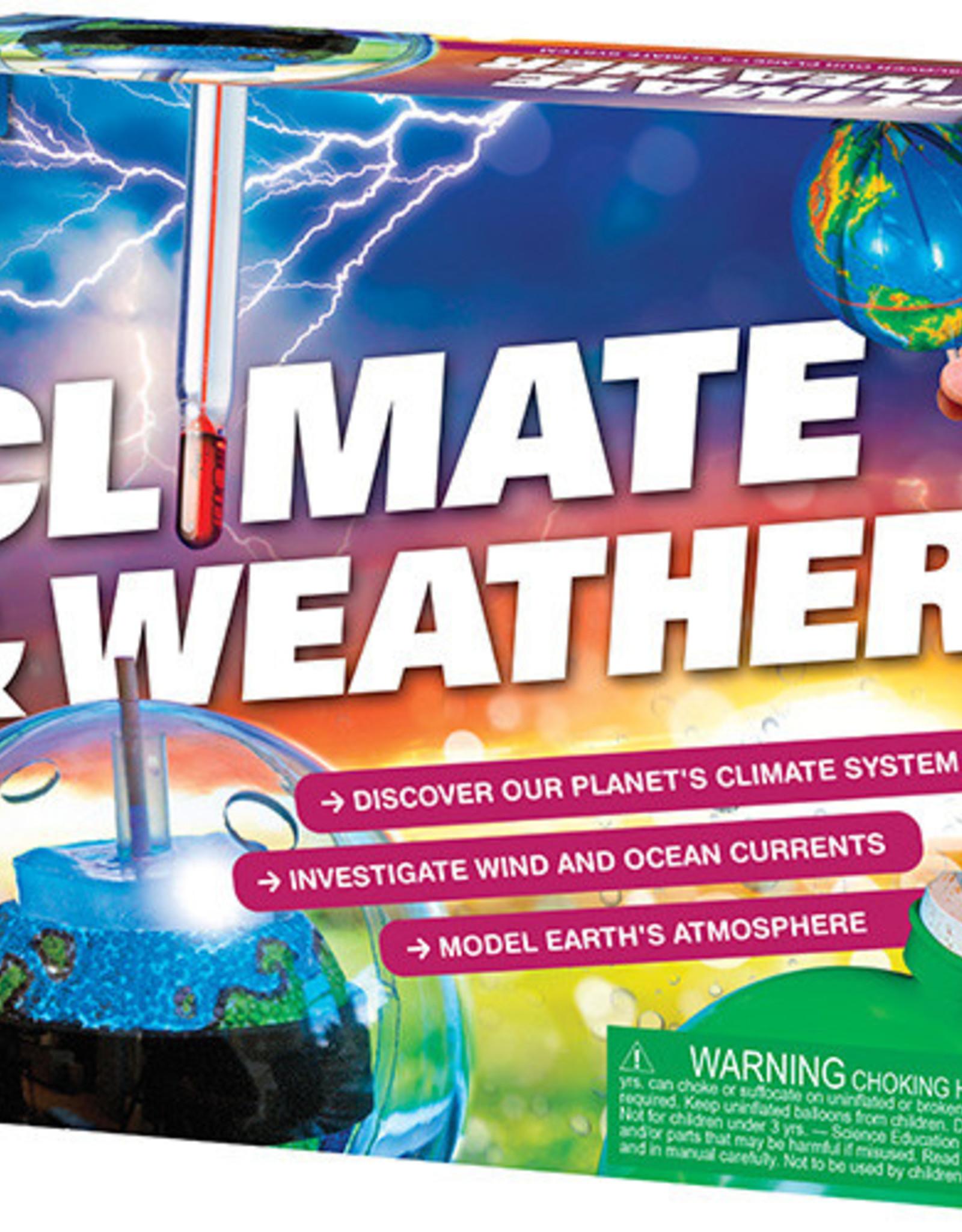 Exploration Climate & Weather