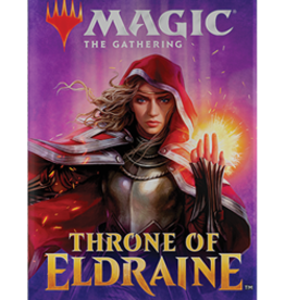 Wizards of the Coast Magic the Gathering: Throne of Eldraine Booster