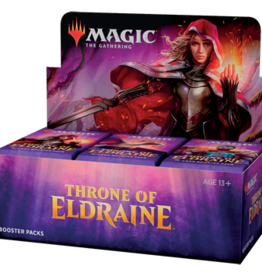 Wizards of the Coast Magic the Gathering: Throne of Eldraine Booster Box