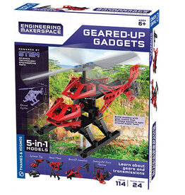Engineering Makerspace Geared-Up Gadgets
