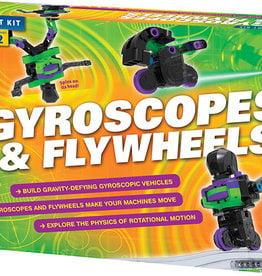 Exploration Gyroscopes & Flywheels