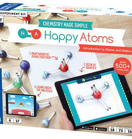 Happy Atoms Happy Atoms Introductory Set (17 Atoms)