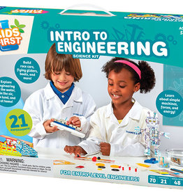 Kids First Intro to Engineering