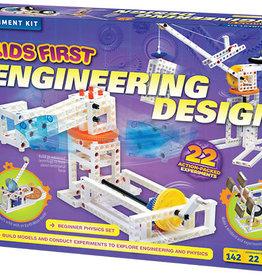 Kids First Kids First Physics lab - Engineering Design