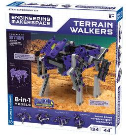 Engineering Makerspace Terrain Walkers