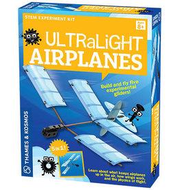 Geek & Co - Sci Ultralight Airplanes