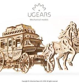 Ugears UGEARS Stagecoach