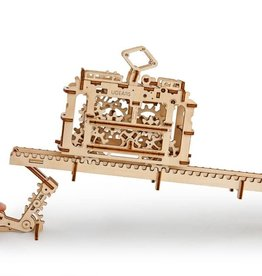 Ugears UGEARS Tram on rails