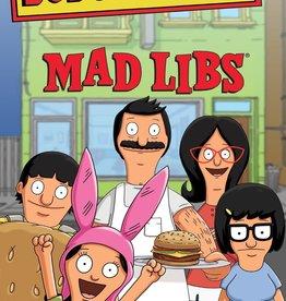 Mad Libs Bob's Burgers Mad Libs