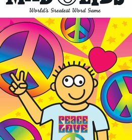 Mad Libs Peace, Love, and Mad Libs