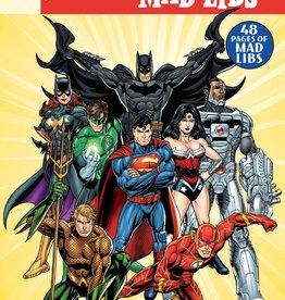 Mad Libs Super Hero Mad Libs - DC Comics