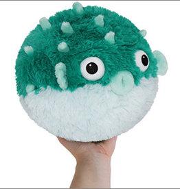 """Mini  Teal Pufferfish (7"""")"""