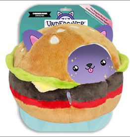 Undercover Cheeseburger Disguise
