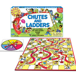 Hasbro Classic Chutes and Ladders