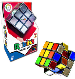 Rubik's Rubik's Metallic Annivesary Edition