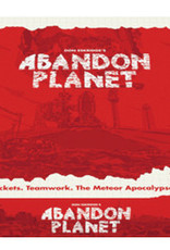 Orange Machine Games Abandon Planet