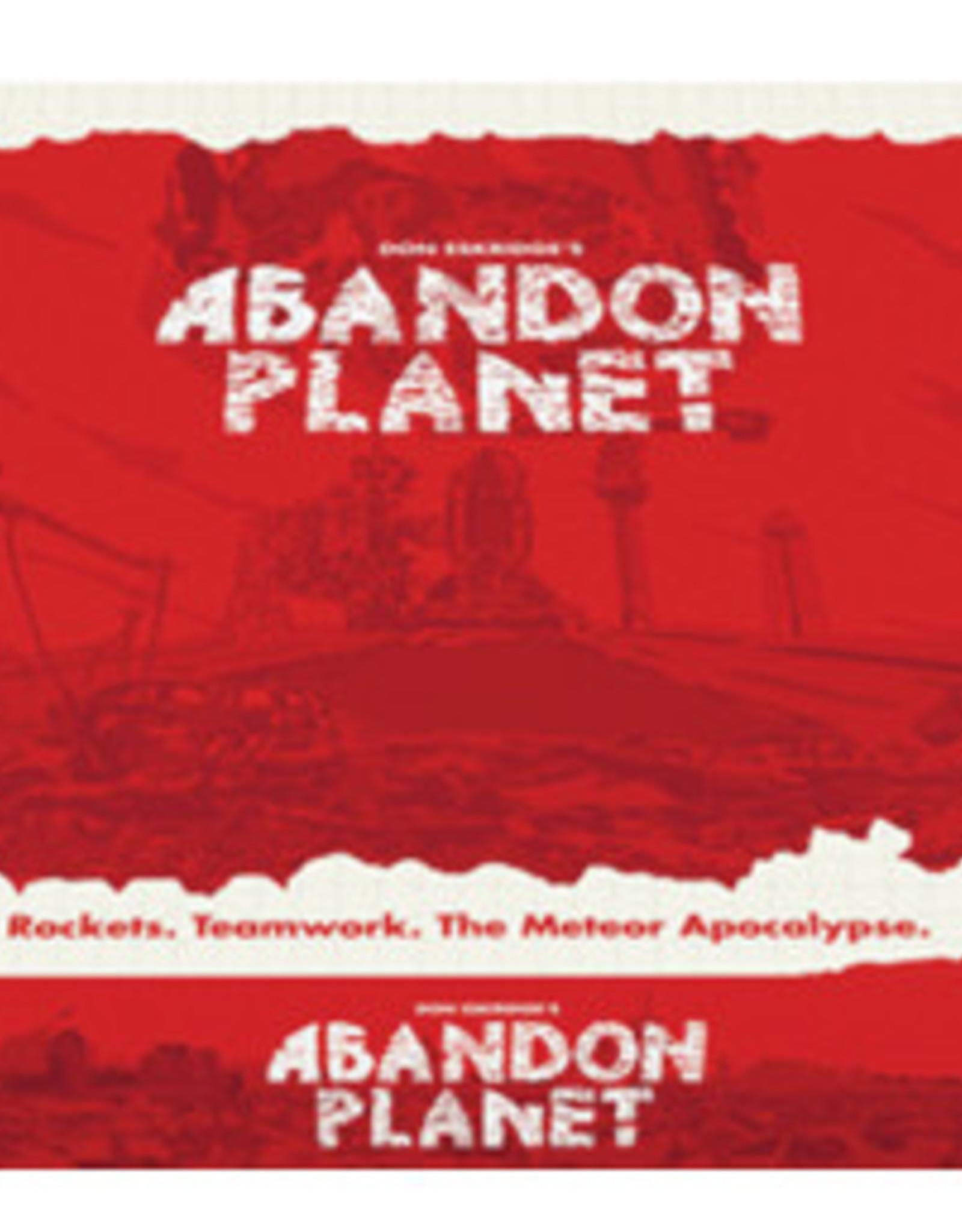 Orange Machine Games Abandon Planet