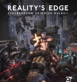 Osprey Reality's Edge Cyberpunk Skirmish