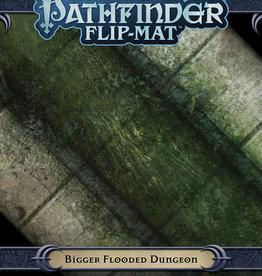 Paizo Pathfinder RPG: Flip-Mat Bigger Flooded Dungeon