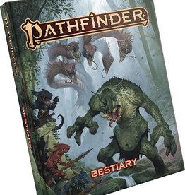 Paizo Pathfinder RPG 2e: Bestiary