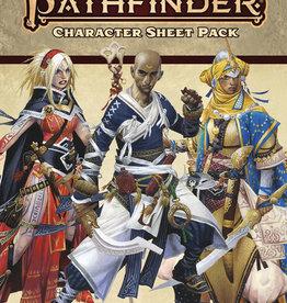 Paizo Pathfinder RPG 2e: Character Sheet Pack