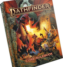 Paizo Pathfinder RPG 2e: Core Rulebook
