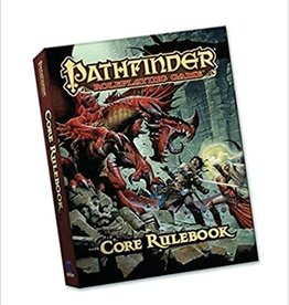 Paizo Pathfinder RPG: Core Rulebook (Pocket Edition)