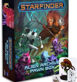 Paizo Starfinder RPG: Alien Archive Pawn Box